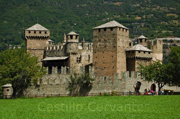 Castillo Cervantes