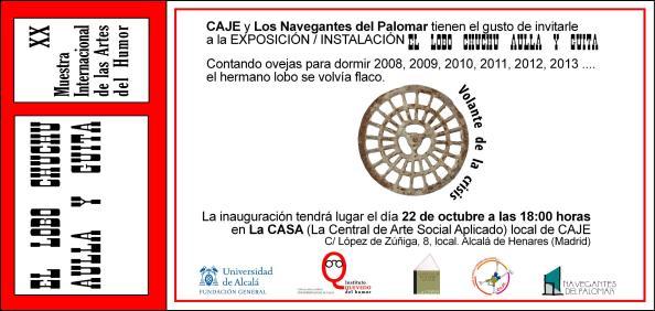 tarjeta invitación 2013