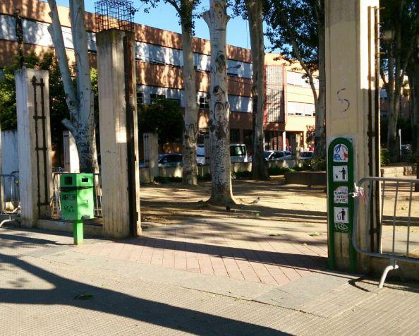 Proceso participativo para el Parque Salvador deMadariaga