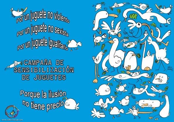 Campaña Juguetes 2015