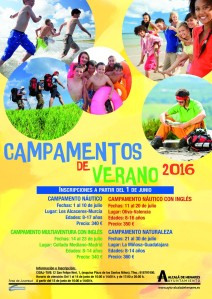 campamentos 2016